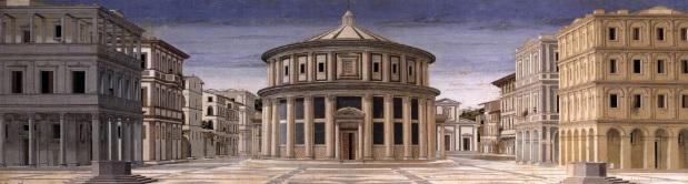 FRANCESCA, Piero Della. Cidade Ideal. c. 1470.
