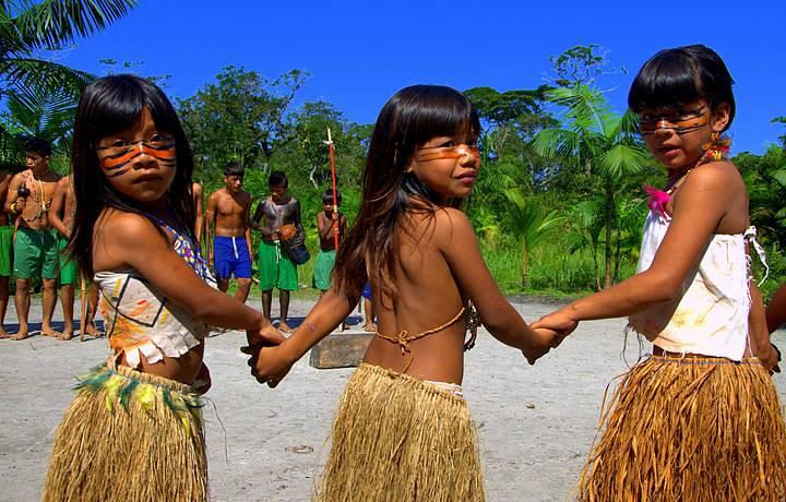 A população indígena de Mato Grosso do Sul