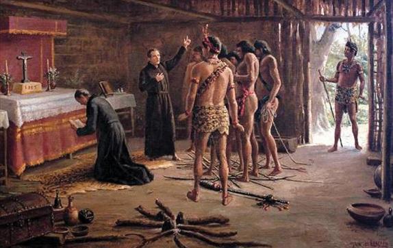 A cabana de Pindobuçu
