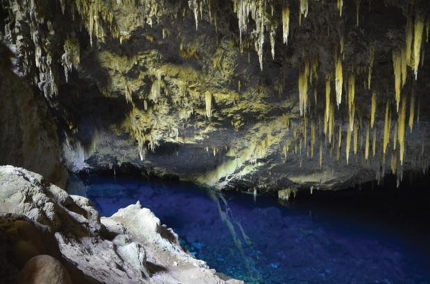 Gruta do Lago Azul - Bonito (MS)