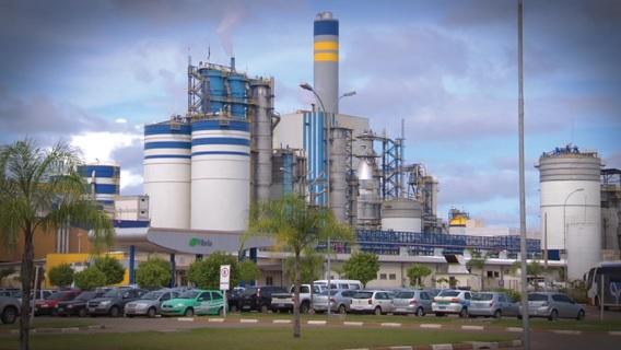 Três Lagoas é outro polo industrial que se destaca na fabricação de papel e celulose. Três Lagoas (MS)