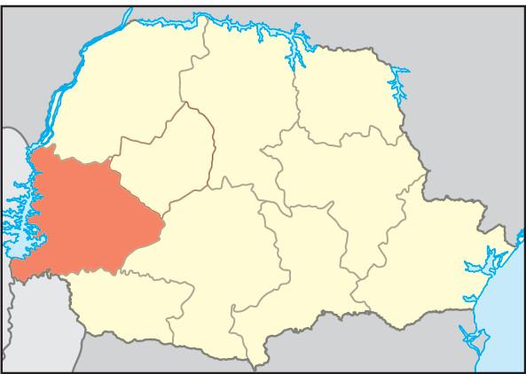 Oeste Paranaense (Mesorregião)