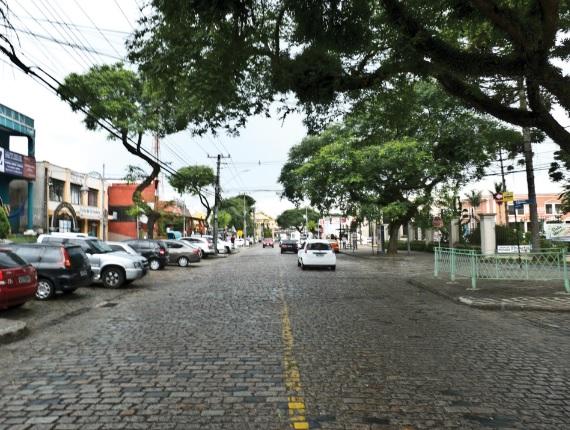 O bairro de Santa Felicidade preserva muito da cultura trazida pelos imigrantes italianos a Curitiba.