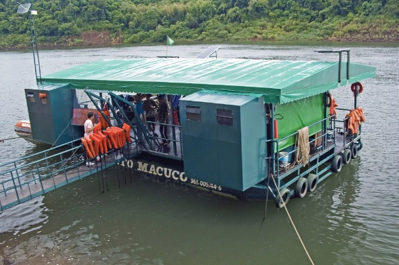 Safari Macuco – Parque Nacional do Iguaçu.  Foz do Iguaçu (PR).