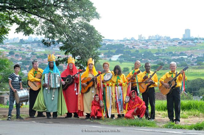 Folia de reis no estado do Paraná