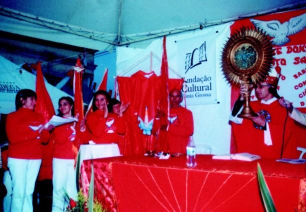 Festa do Divino no estado do Paraná