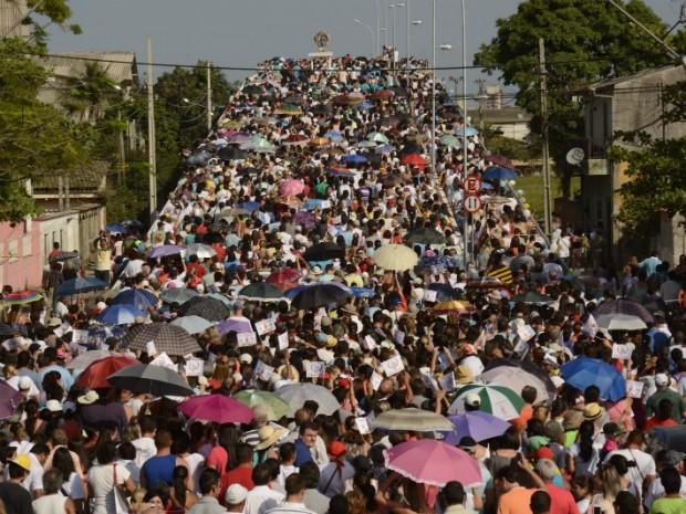 Festa de Nossa Senhora do Rocio no estado do Paraná