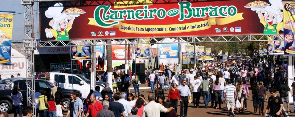 Festa Nacional do Carneiro no Buraco no estado do Paraná