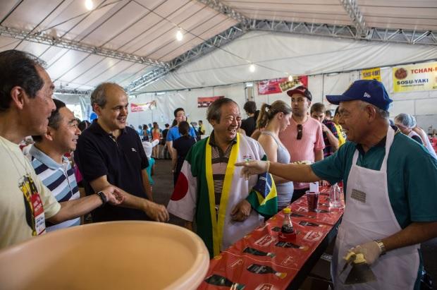 Haru Matsuri – Festival da Primavera no estado do Paraná