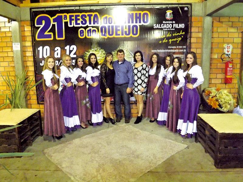 Festa do Vinho e do Queijo no estado do Paraná