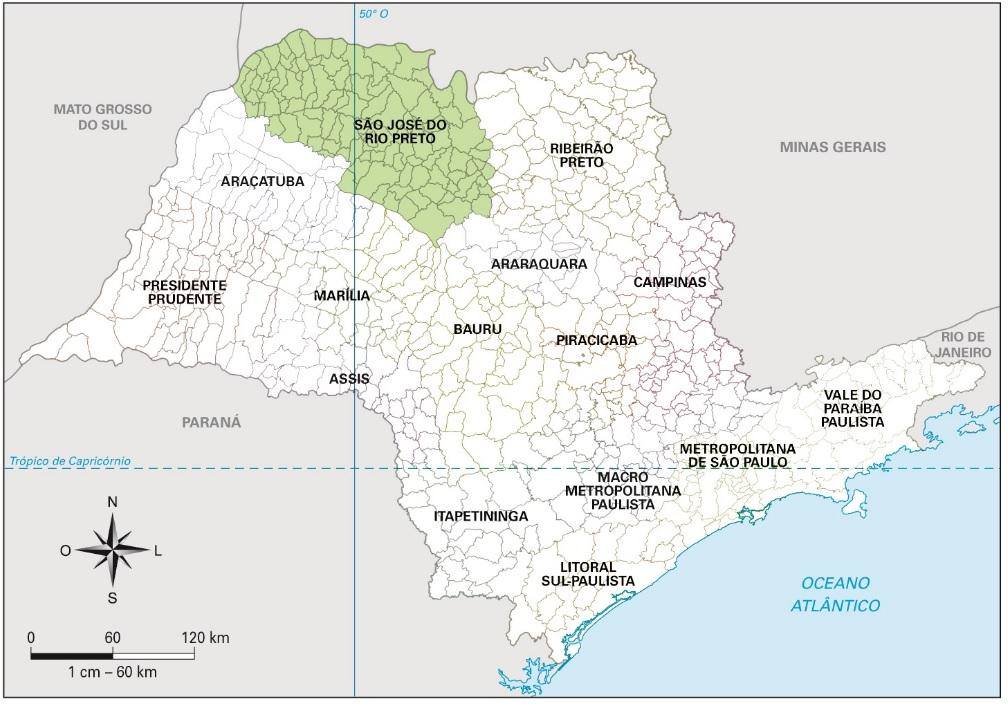 Mesorregião de São José do Rio Preto