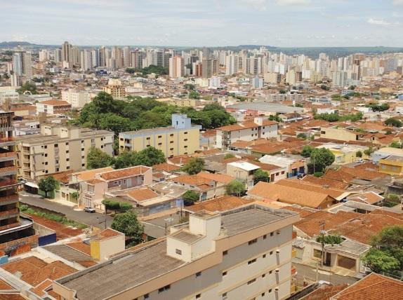 Ribeirão Preto: localizada no norte do estado, a cidade surgiu em meados do século XIX (1856)