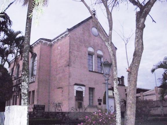 Museu Histórico de Franca (SP).