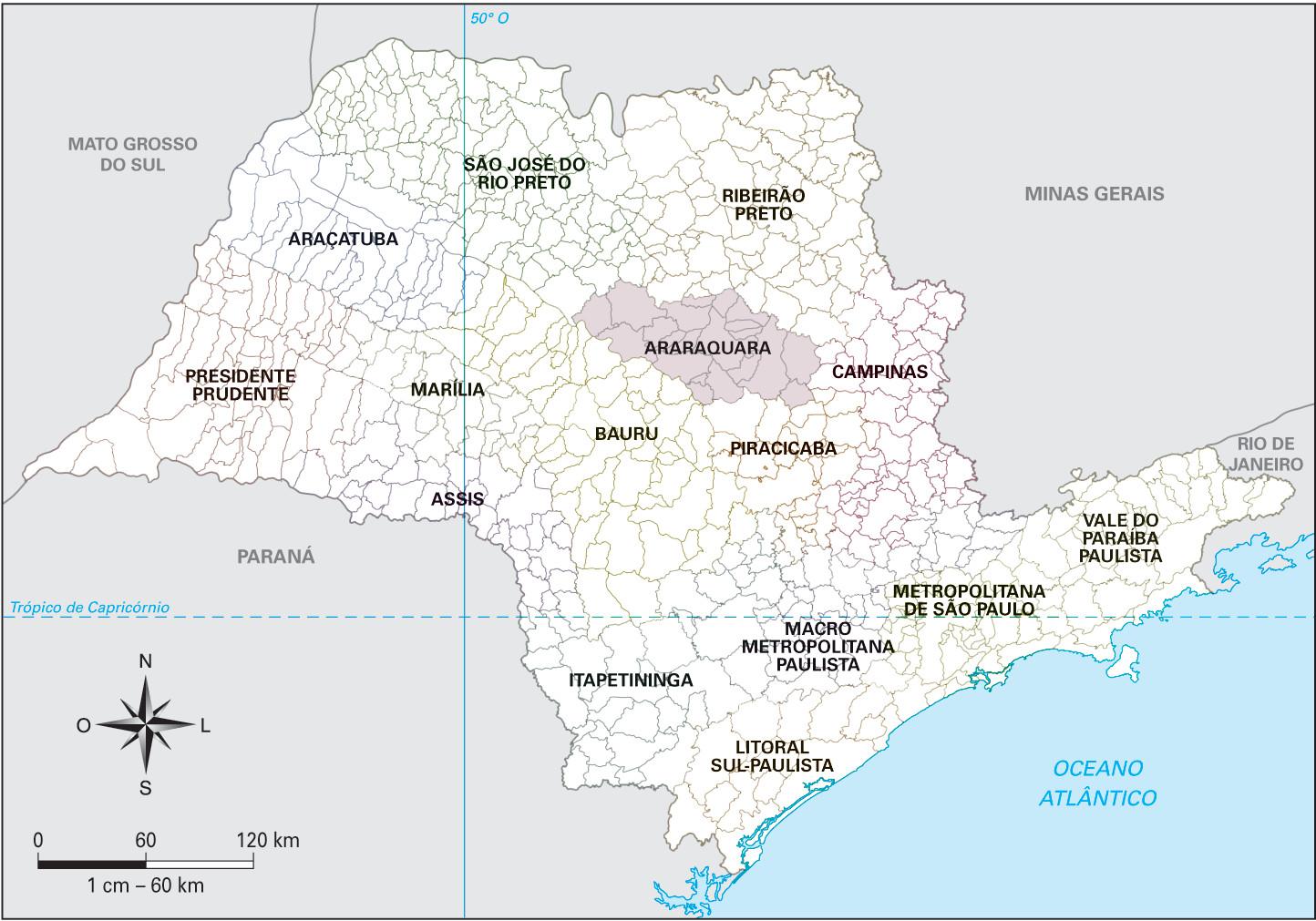 Araraquara (Mesorregião)
