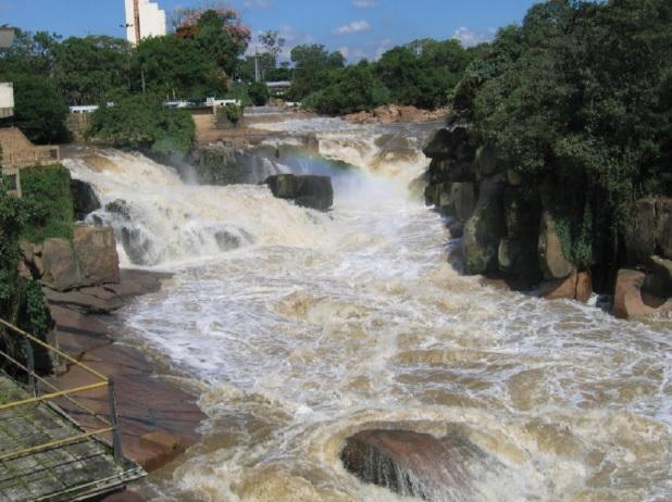 Rio Tietê (Anhembi) - Um rio e muitas histórias