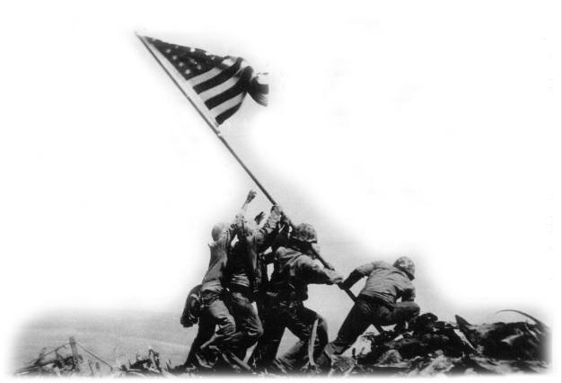 O Memorial de Iwo Jima