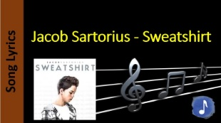 Jacob Sartorius - Sweatshirt  | Song Lyrics - Letras Musica